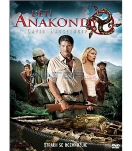 Děti Anakondy (Anaconda III) DVD