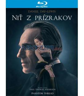 Niť z prízrakov 2017 (Phantom Thread) Blu-ray (SK obal)