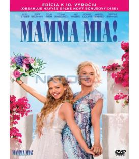 Mamma Mia! 10th Anniversary Edition (2DVD) (+ bonus disk s CZ titulky) (SK obal)