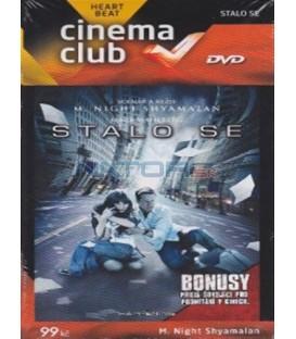 Stalo se-DVD Light (Happening, The)