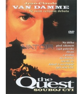 Souboj cti (The Quest) DVD - Jean-Claude van Damme