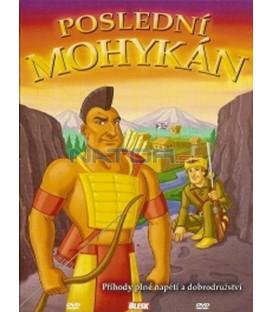 Poslední mohykán (The Last Of The Mohicans) DVD