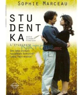 Studentka (L´étudiante) DVD