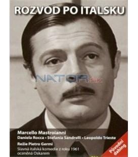 Rozvod po italsku (Divorzio all´italiana) DVD