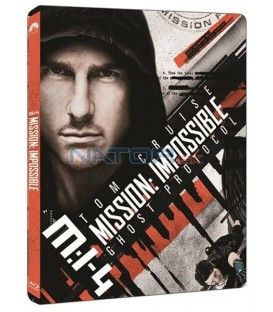 Mission: Impossible 4 - Ghost Protocol (4K Ultra HD) - UHD+BD - 2 x Blu-ray STEELBOOK
