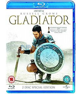 Gladiátor (2000) Blu-ray
