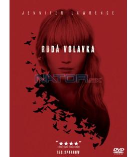 Rudá volavka 2018 (Red Sparrow) DVD