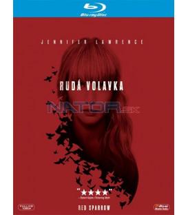 Rudá volavka 2018 (Red Sparrow) Blu-ray