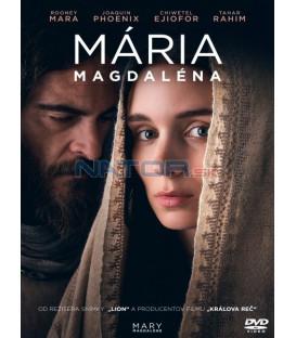 Mária Magdaléna 2018 (Mary Magdalene) DVD (SK obal)