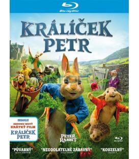 Králíček Petr 2018 (Peter Rabbit) Blu-ray