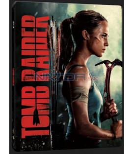 Tomb Raider 2018 Blu-ray steelbook