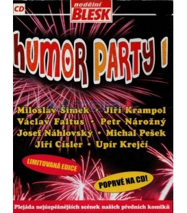 Humor party 1 CD
