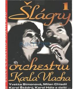 Šlágry orchestru Karla Vlacha 1 CD