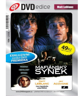 Mafiánský synek (Lookin Italian) DVD