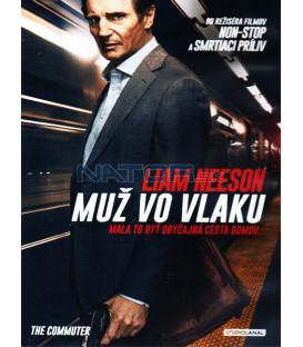 Muž vo vlaku 2018 (The Commut) DVD  (SK obal)