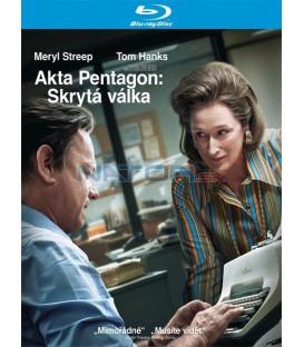 Akta Pentagon: Skrytá válka 2017 (The Post) Blu-ray
