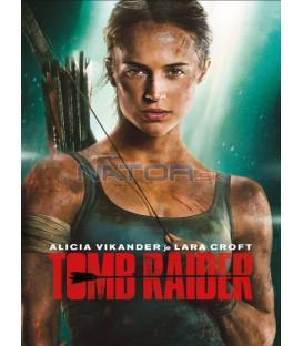 Tomb Raider 2018 DVD