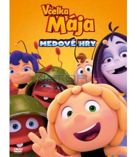 Včelka Mája ve filmu 2 Medové hry - 2018 DVD