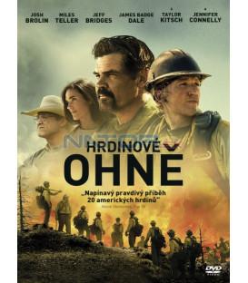 Hrdinové ohně 2018 (Only The Brave) DVD