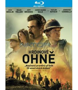 Hrdinové ohně 2018 (Only The Brave) Blu-ray