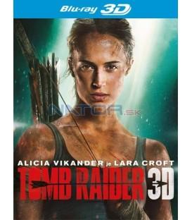 Tomb Raider 2018 Blu-ray 3D + 2D