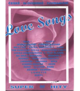 Love songs DVD
