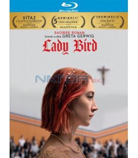 Lady Bird 2017 Blu-ray (SK obal)