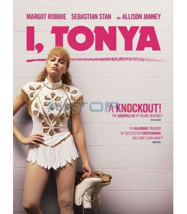 Já, Tonya 2017 DVD (SK obal)