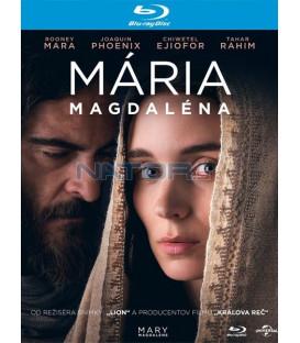 Mária Magdaléna 2018 (Mary Magdalene) Blu-ray (SK obal)