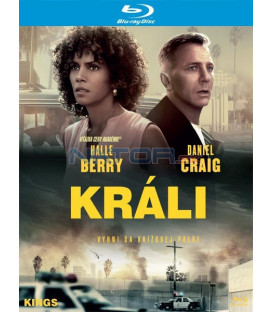 Králi 2018 (Kings) Blu-ray (SK obal)