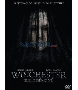 Winchester: Sídlo démonov 2018 (Winchester) DVD (SK obal)