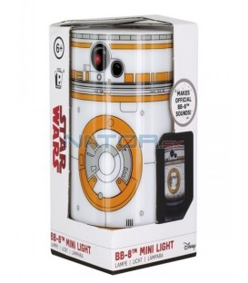 Mini lampa Star Wars - BB8