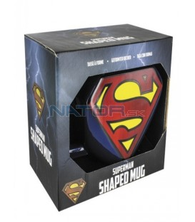 Hrnek Superman 3D 500 ml