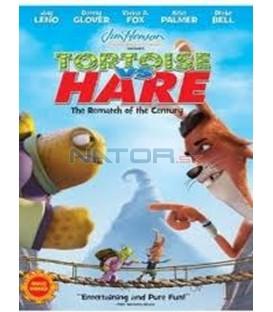 Bájky naruby: Želva a zajíc (Unstable Fables: Tortoise vs. Hare) DVD