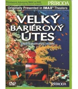 Velký bariérový útes (Great Barrier Reef) DVD