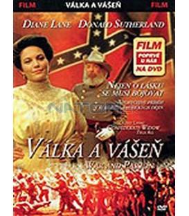 Válka a vášeň (Oldest Living Confederate Widow Tells All) DVD