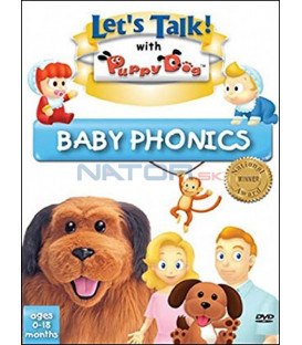 Lets Talk With Puppy Dog - Baby Phonics DVD