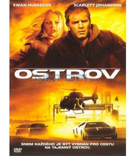 Ostrov (The Island) DVD