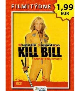 Kill Bill 1 DVD