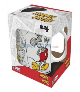 Hrnek kreslený Mickey 320 ml   (Hrnek kreslený Mickey 320 ml)