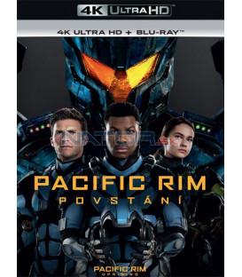 Pacific Rim 2: Povstání 2018 (Pacific Rim: Uprising) (4K Ultra HD) - UHD+BD - 2 x Blu-ray