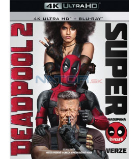 Deadpool 2 - 2018 (4K Ultra HD) - UHD+BD - 2 x Blu-ray