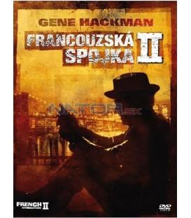 Francouzská spojka 2 / Francouzská spojka: Dopadení (French Connection II) DVD