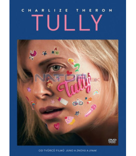 TULLY 2018 DVD