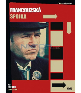 Francouzská spojka / Francouzská spojka: Štvanice (The French Connection) DVD