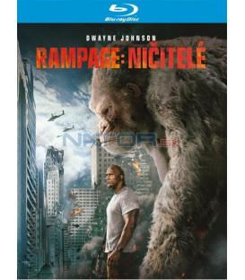 Rampage: Ničitelé / Besnenie 2018 (Rampage) Blu-ray