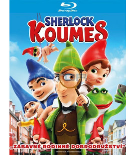 Sherlock Gnomes / Sherlock Koumes 2018 (Sherlock Gnomes) Blu-ray