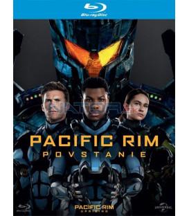 Pacific Rim 2: Povstanie 2018 (Pacific Rim: Uprising) Blu-ray (SK OBAL)