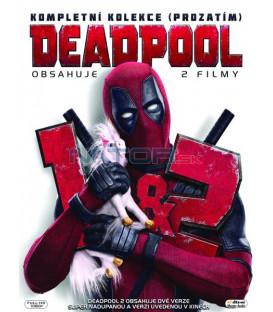 Deadpool kolekce 1+2 (2Blu-ray)
