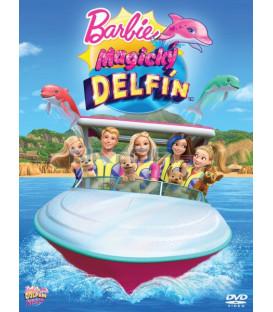 BARBIE - Magický delfín 2017  DVD